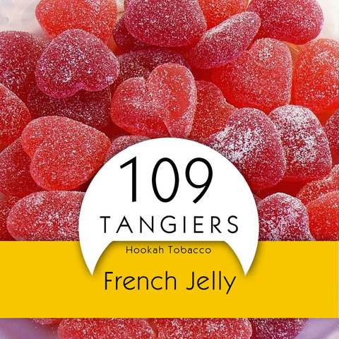 Табак Tangiers 100 г Noir French Jelly