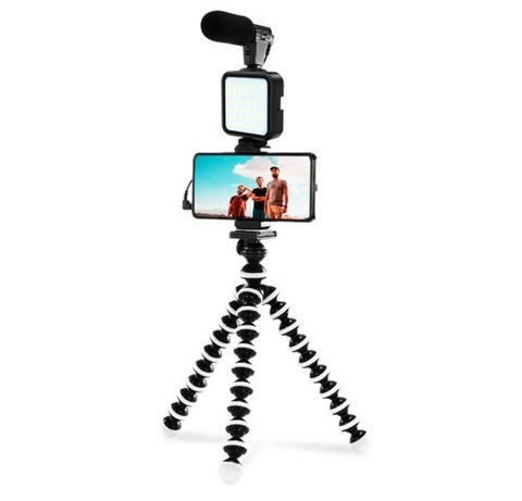 Набор для влогинга Vlogging KIT (KIT-03LM)