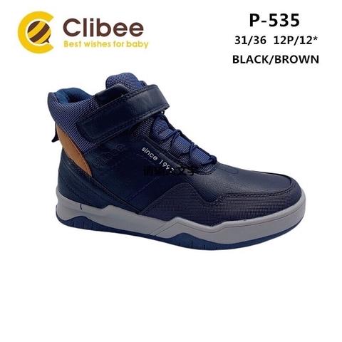 Clibee P535 Blue/Brown 31-36