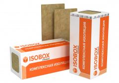 Изобокс  ВЕНТ( 80 кг/м3) 0,216 м3 /упаковка