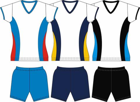 Форма волейбольная женская В-013