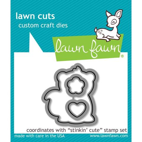 Набор НОЖЕЙ для штампов - Stinkin Cute