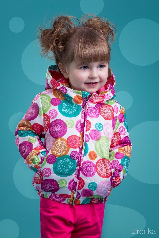 Куртка для девочки 4078-1