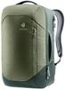 Картинка рюкзак для путешествий Deuter Aviant Carry On 28 khaki-ivy - 1