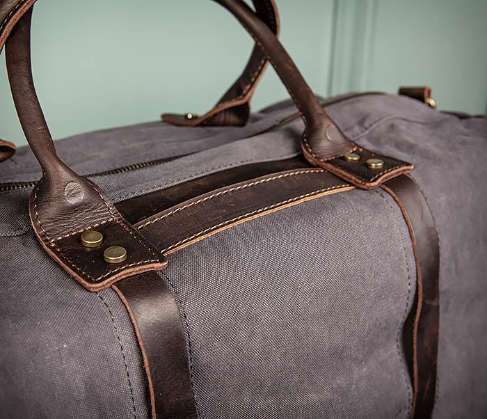 BAG500-1 Вместительная дорожная сумка для поездок фото 03