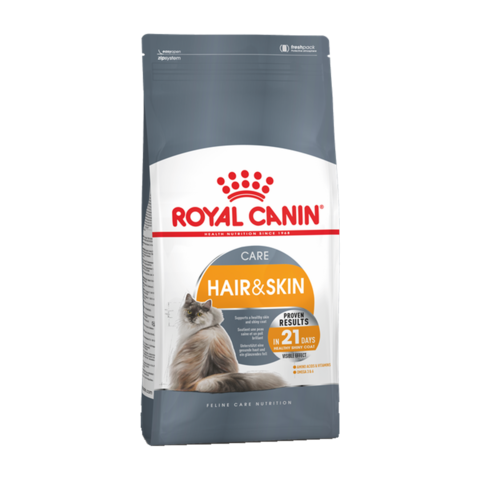 Royal Canin Hair & Skin Care Сухой корм для кошек для ухода за шерстью и кожей