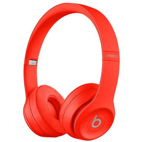 Beats Solo3 Wireless (PRODUCT)RED