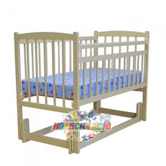 Кровать детская Беби 3 (продол. маятник) РАЗБОРНАЯ