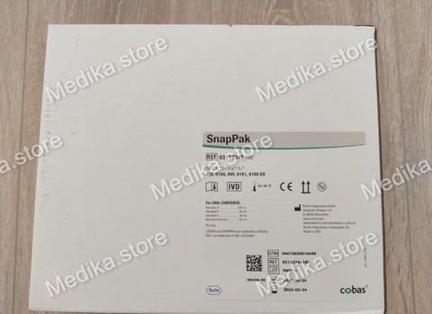 03112349180 Реагенты в контейнере СнэпПак  SnapPack 9180, 9181 (Snap Pack 9180, 9181)  Roche Diagnostics GmbH, Germany