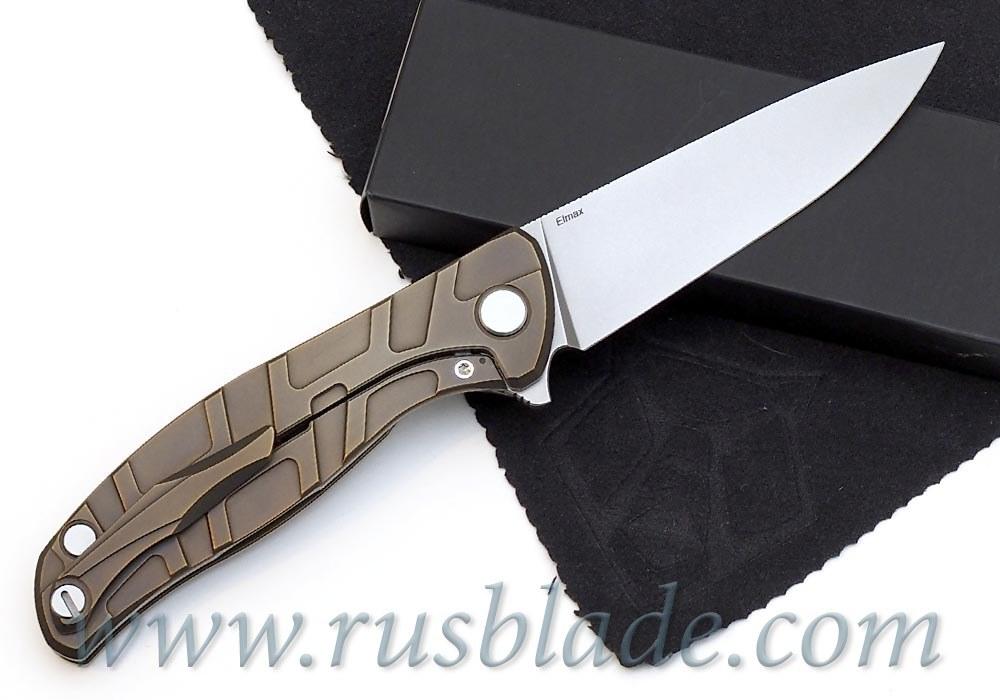 Shirogorov CUSTOM Flipper 95 T-minus Bronze - фотография