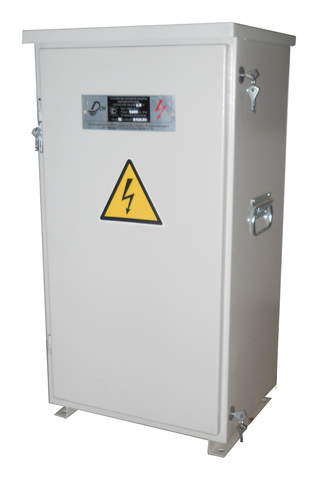 Automatic cathodic protection rectifier UKZT-AU OPE 1,2 Y1 (closed)