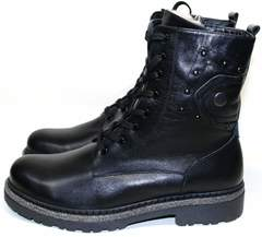 Модные зимние ботинки женские Vivo Antistres Lena 603