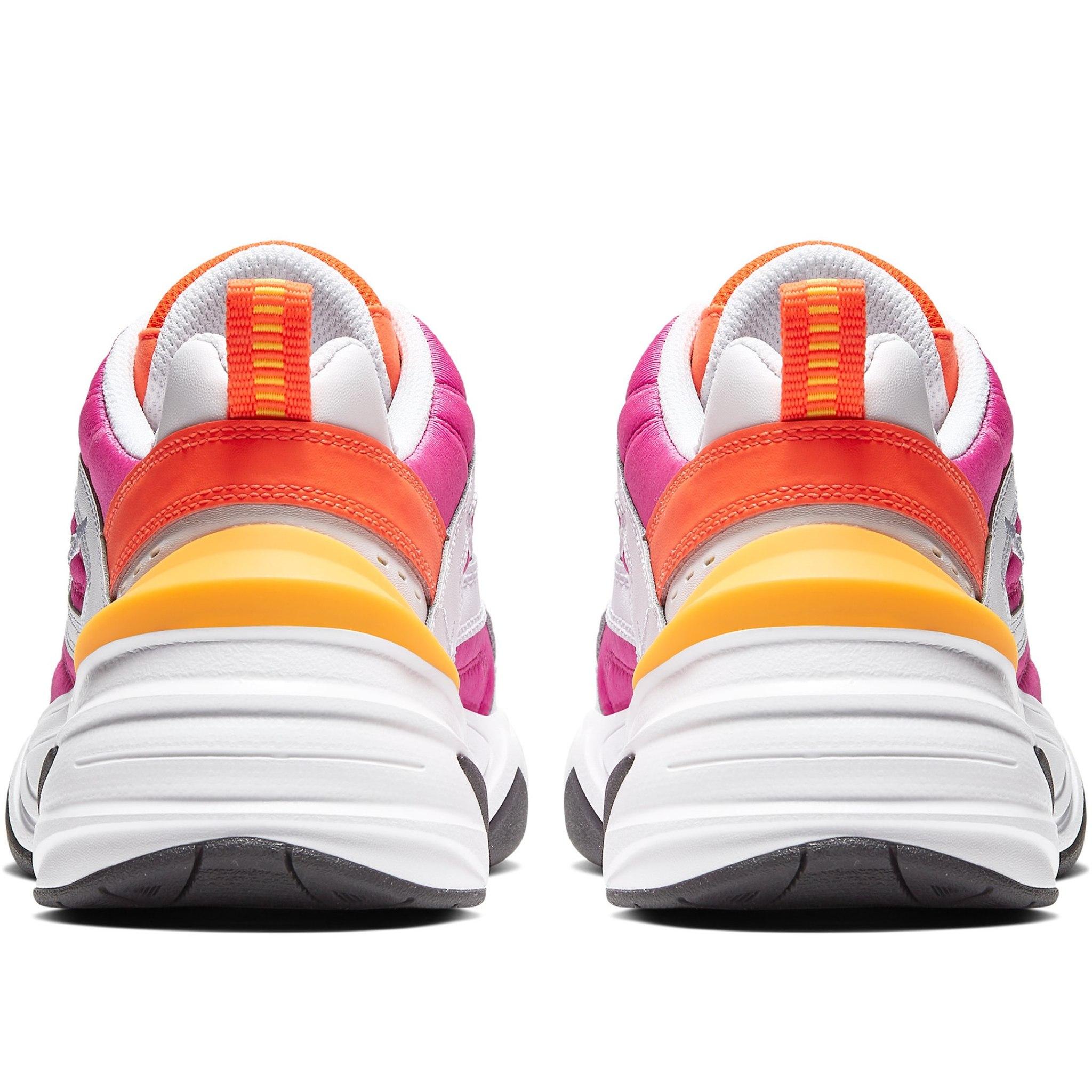 Nike M2K Tekno Peach/Orange