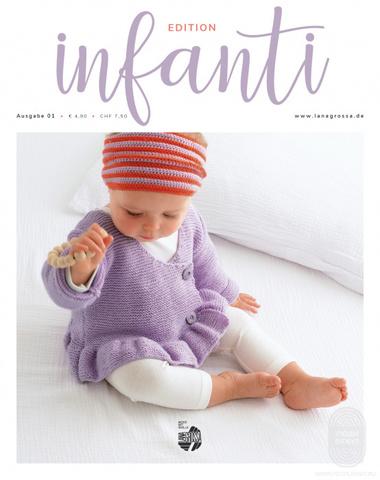 Журнал INFANTI Edition N01