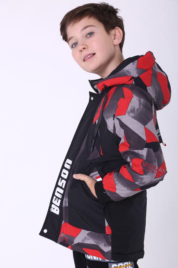 Куртка для мальчика Supreme 19326