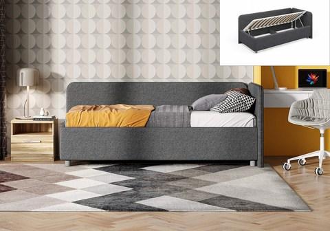 Кровать Сонум Capri R (правая) с подъёмным механизмом