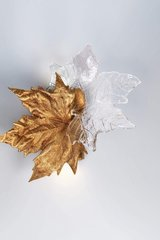 бра Folio Leaves Couple Copper