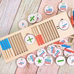 Обучающий набор Простая математика ToySib