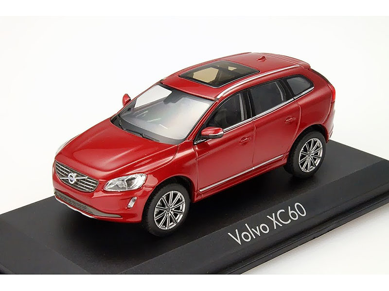 Коллекционная модель Volvo XC60 2013