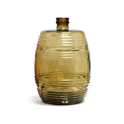 Бутыль Бариле 10 л, тёмное стекло