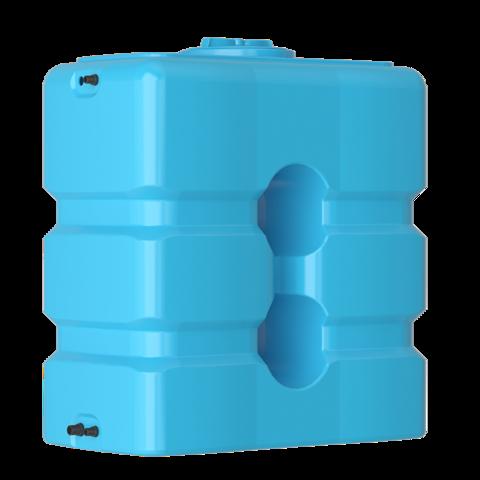 Бак для воды Aquatech ATP-1000 (синий) с поплавком Миасс