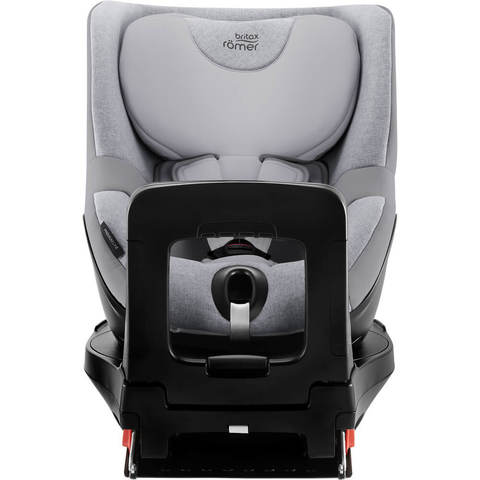 Автокресло Britax Roemer Dualfix M i-Size Grey Marble