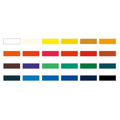 Гуашь MARIE`S в наборе, 24 цвета
