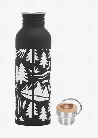 Бутылка для воды Picture Organic HAMPTON BOTTLE A Black
