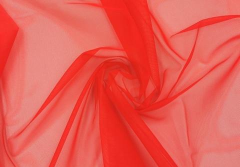 Корсетная сетка, красная, средней жесткости, (Арт: KS-100.S)