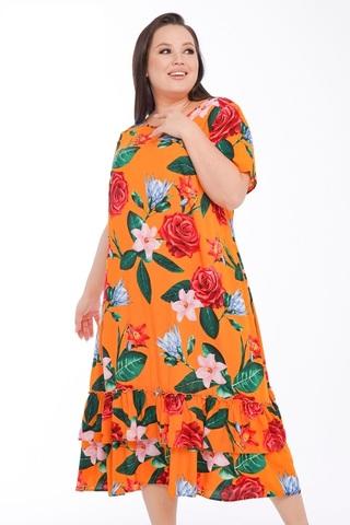 Платье-6385