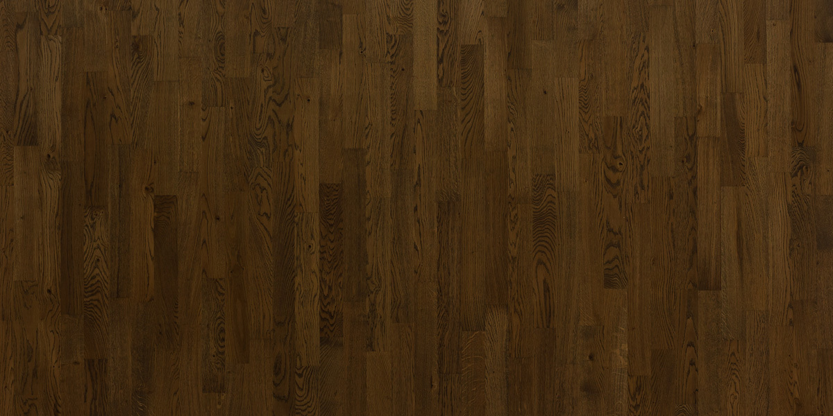 Паркетная доска POLARWOOD Space Дуб Jupiter Oiled, 3-полос