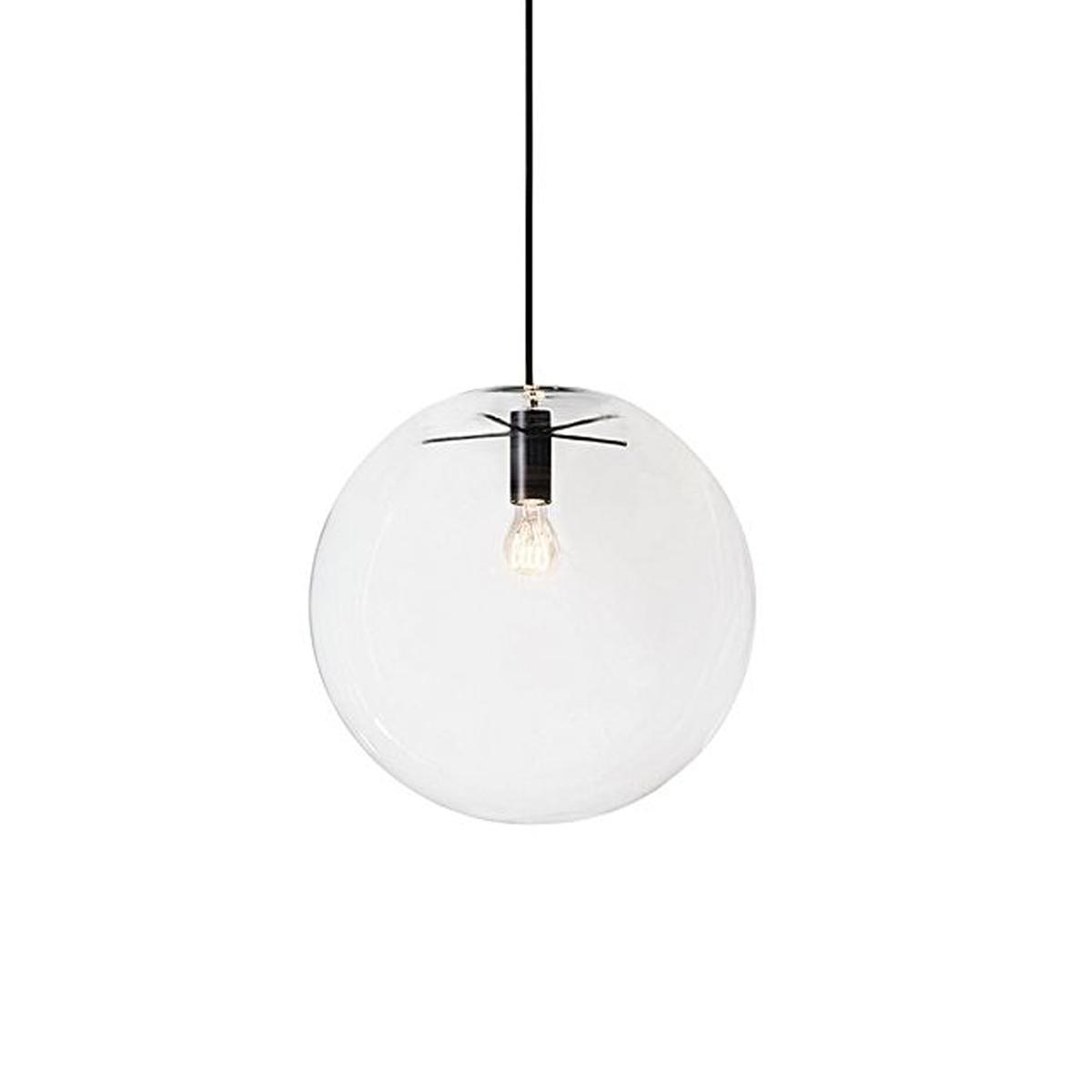 Подвесной светильник копия SELENE by ClassiCon D35 (черный)