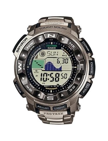 Часы мужские Casio PRW-2500T-7ER Pro Trek