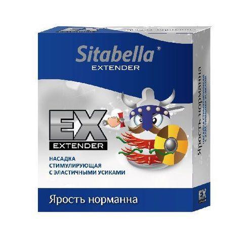 Стимулирующая насадка Sitabella Extender