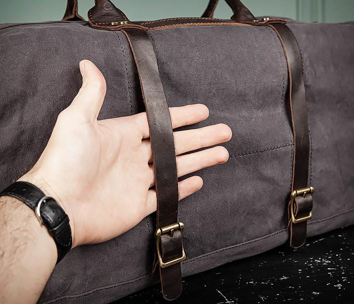 BAG500-1 Вместительная дорожная сумка для поездок фото 04