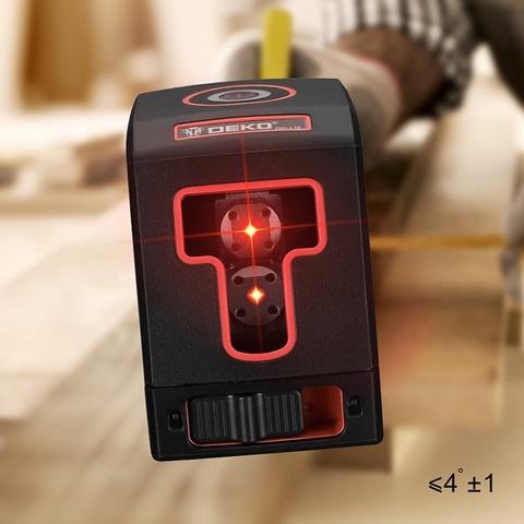 Уровень лазерный DEKO DKLL11