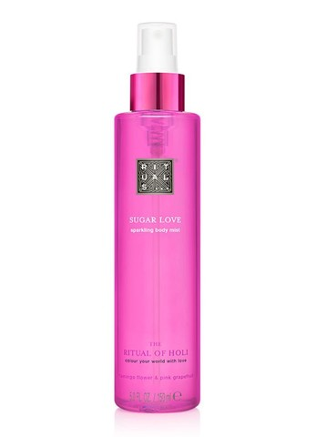 The Rituals of Holi Sugar Love Sparkling Body Mist