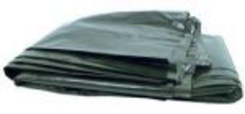 Мешки мусорные 120л (35) в пачках Оптимум