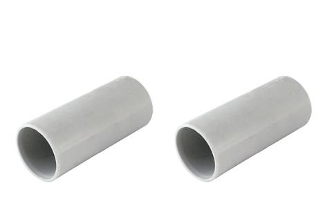 Муфта соед. для трубы 50 мм (10шт) TDM