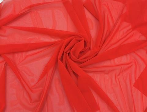 Эластичная сетка, красная (алая), (Арт: ESP-100)