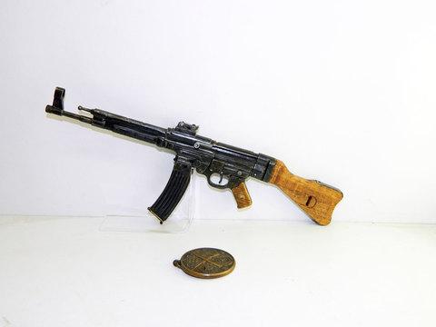 German MP-44 / STG-43 scale 1:4