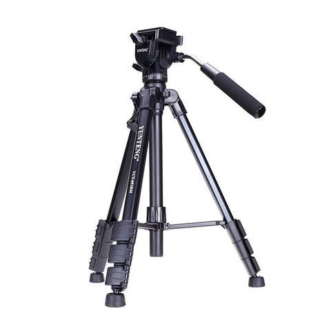 Трипод YUNTENG VCT-691 540-1490 мм (Черный)