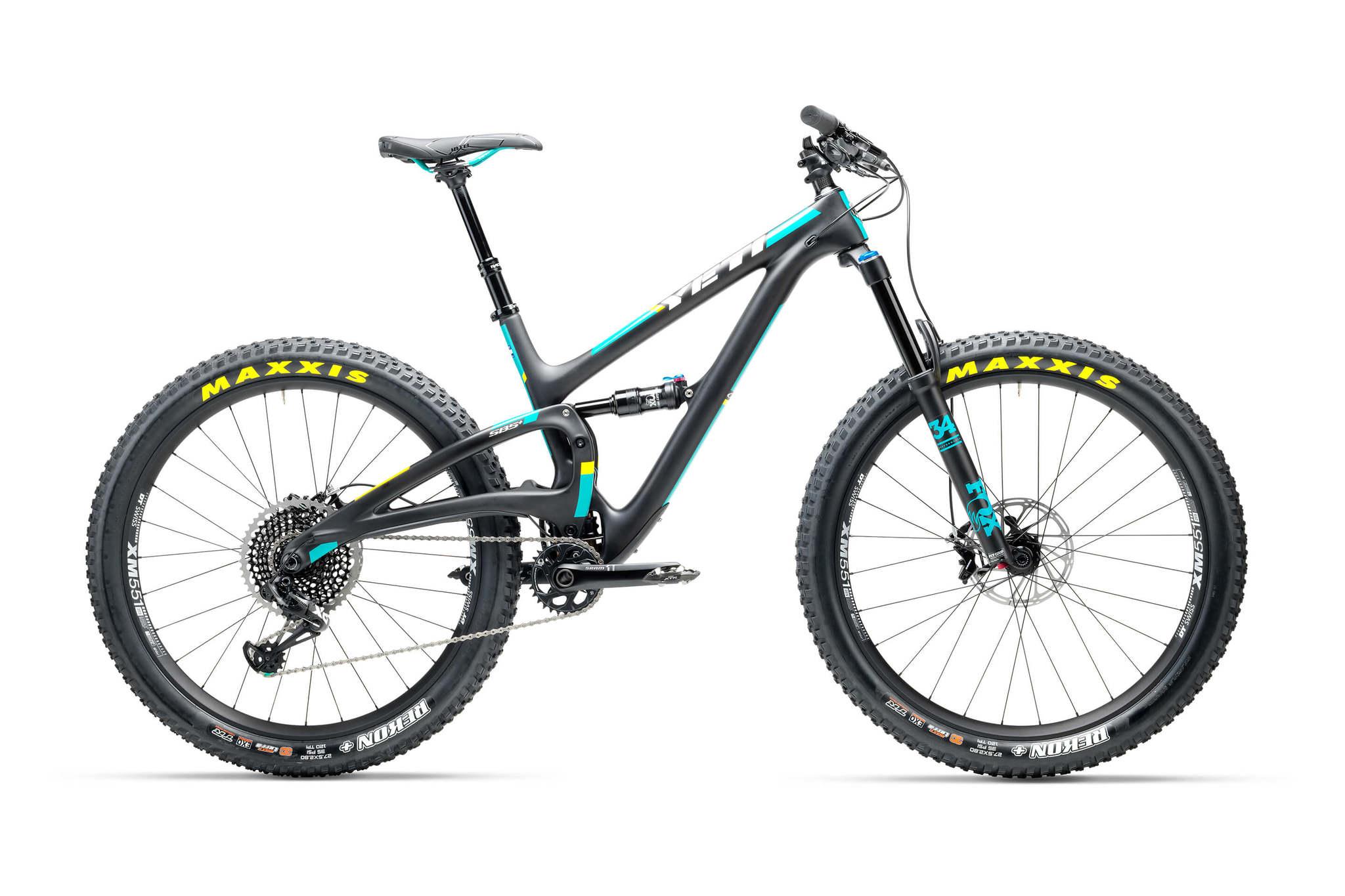 Yeti SB5+ X01 Eagle (2017)