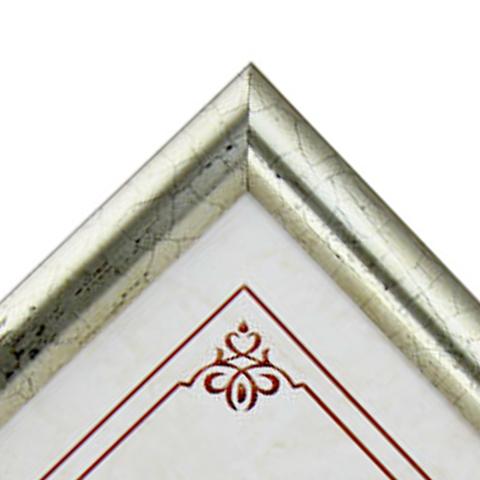 Фоторамка Автограф 30х40 Формат-А (старое серебро)