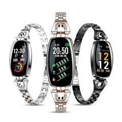 Женские смарт часы Lemfo H8