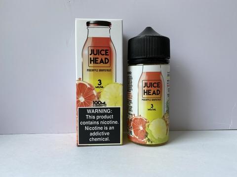 Pineapple Grapefruit by Juice Head 100мл