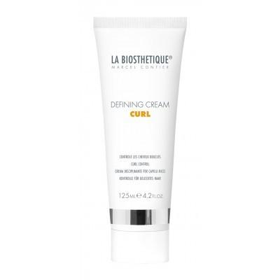 La Biosthetique Curl: Кондиционирующий крем для укладки локонов (Defining Cream Curl), 125мл