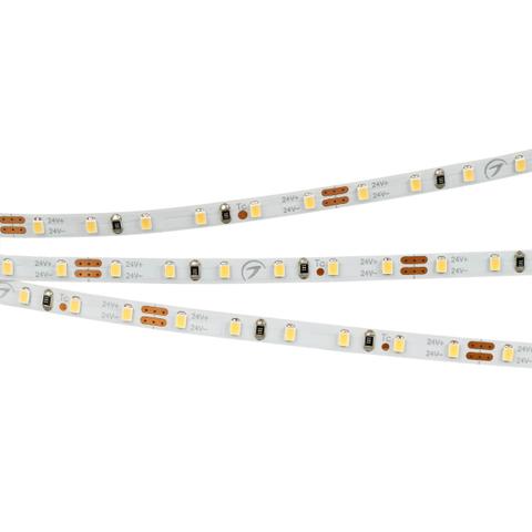 Светодиодная лента MICROLED-5000L 24V Warm2700 4mm (2216, 120 LED/m, LUX) (ARL, 5.4 Вт/м, IP20)