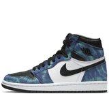 Кроссовки Nike Air Jordan 1 Retro Tie Dye