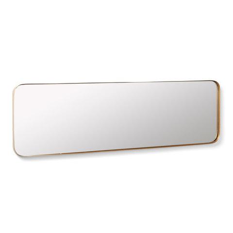 Зеркало Marcus 30 x100 золотое